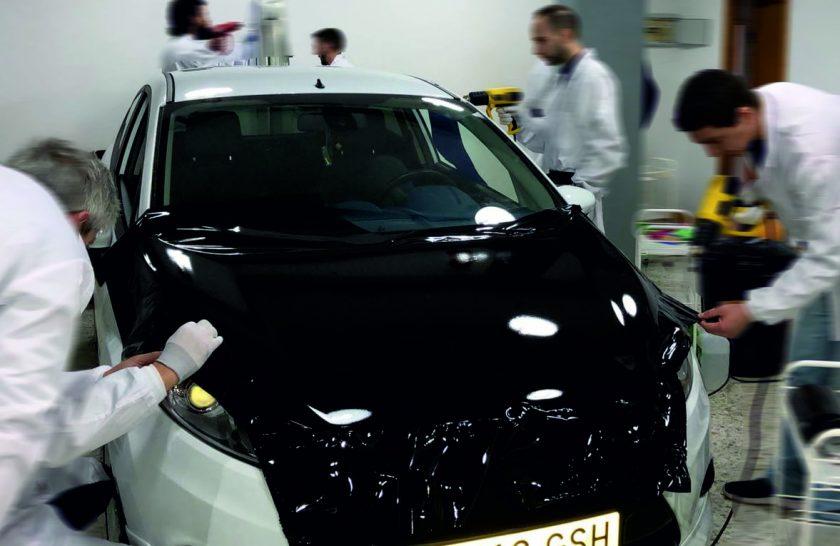 ROTULACIÓN VEHICULAR -Car Wrapping-